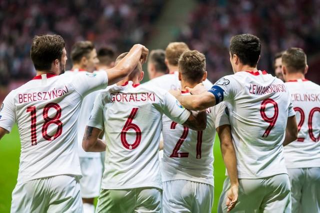 Pokonując w Warszawie 2:0 Macedonię Północną Polska zapewniła sobie awans na Euro 2020