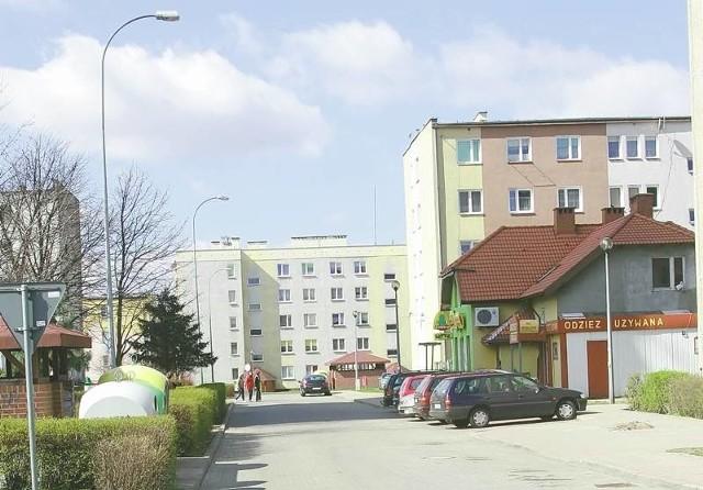 W trakcie jest zagospodarowanie przestrzeni osiedla Hubala - najstarszego górniczego osiedla w mieście (fot. archiwum gminy)