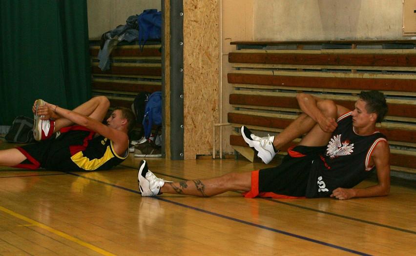 """Szczecińska koszykówka na zdjęciach. Sezon 08/09 i """"dream team"""" AZS Radex [GALERIA]"""