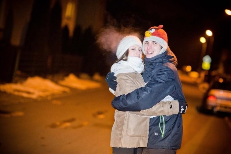 Wojciech Skorecki i Monika Kowalska