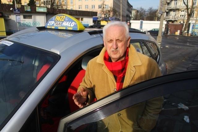 Deregulacja nie daje niczego dobrego taksówkarzom i ich pasażerom - przekonuje Bolesław Mosoń.
