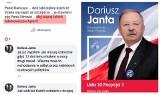 """Internauta zaproponował toast: """"Oby więcej takich Adamowiczów"""". Radny Dariusz Janta miał odpisać: """"Już wypiłem"""". Został wykluczony z PiS"""