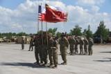 Zmiana dowództwa w amerykańskiej jednostce na toruńskim poligonie [Zdjęcia]