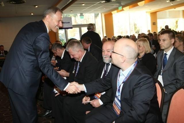 Zjazd wyborczy PO w Karpaczu