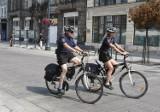 Łódzka straż miejska chce być najlepsza w Polsce