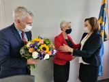 Rada powiatu przyjęła rezygnację starosty kędzierzyńsko-kozielskiej. Kiedy nowy szef zarządu powiatu i kto nim będzie?