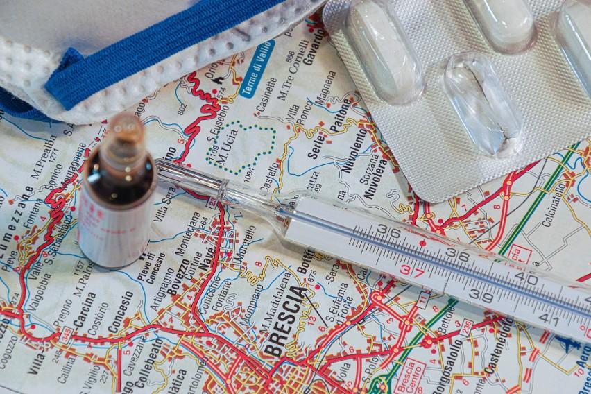 Włochy: Polscy lekarze polecieli do Brescii, by pomagać w...