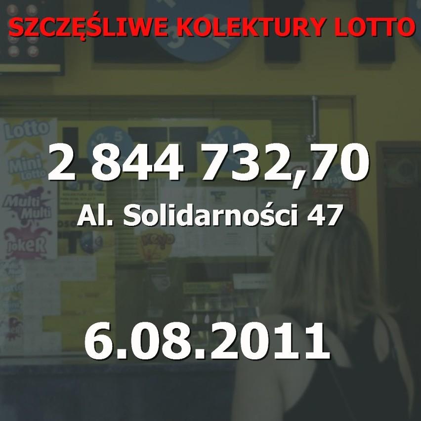 Prawie 30 milionów złotych - to najwyższa wygrana, jaka...