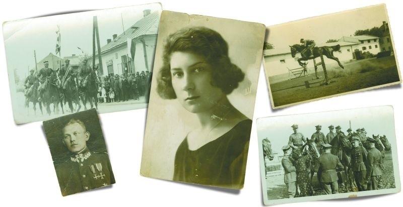 1) Maj 1939 r. Żołnierze 6 DAK na defiladzie w Stanisławowie...