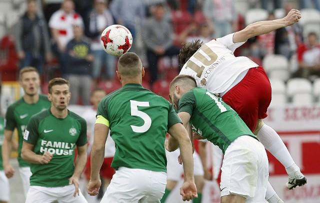 ŁKS Łódź może w sobotę świętować awans do I ligi!