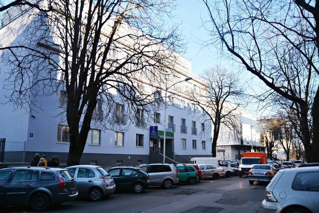 Centrum Rehabilitacji przy ul. Marii Curie-Skłodowskiej