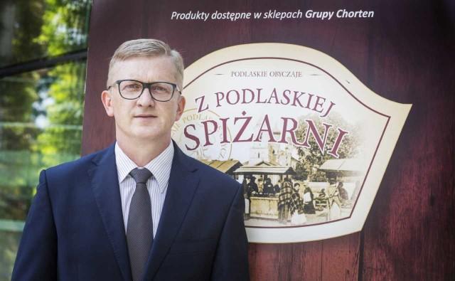 - W tym roku pod markę Z Podlaskiej Spiżarni wprowadziliśmy kilkadziesiąt nowych produktów, w tym pozycje ekologiczne i wegańskie - wyjaśnia Cezary Szyłak, dyrektor marki Z Podlaskiej Spiżarni w Grupie Chorten.