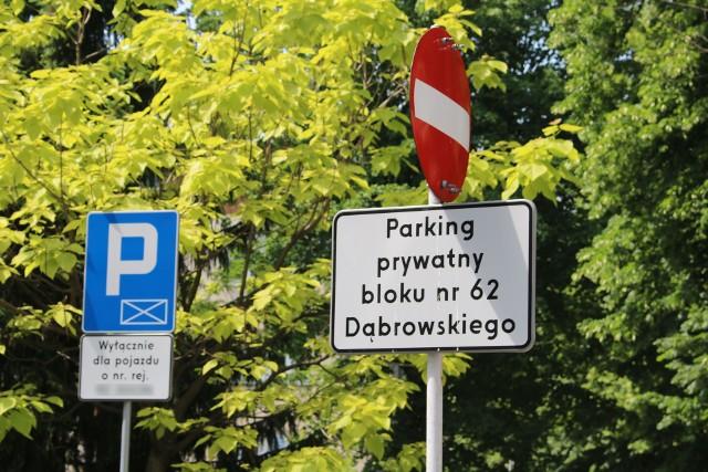 Urząd Miasta Rzeszowa wypowiedział umowę dzierżawy terenu przy ul. Boh. Westerplatte, na którym powstał prywatny parking dla grupy mieszkańców