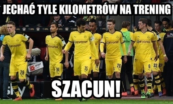 Legia - Borussia [MEMY, DEMOTYWATORY, ŚMIESZNE OBRAZKI]