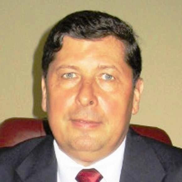 Franciszek Budrowski, starosta sokólski