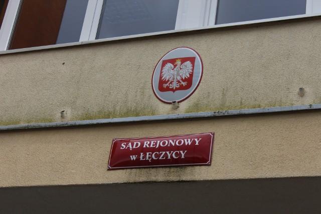 Proces obył się w Sądzie Rejonowym w Łęczycy