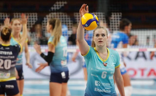 Aleksandra Rasińska znajduje się w szerokiej kadrze Polski trenera Jacka Nawrockiego