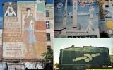 Murale z czasów PRL. Za komuny też mieli fantazję [ZDJĘCIA]