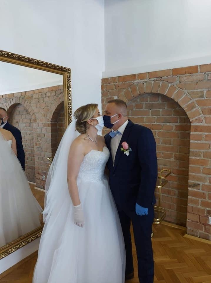 Marta i Daniel Danielewscy planowali swój ślub od ubiegłego...