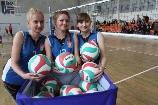 Hala sportowa w Centrum Rehabilitacji i Sportu będzie służyła między innymi młodym zawodnikom z Akademickiego Związku Sportowego.