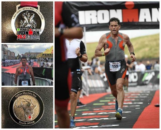 Po zdobyciu Korony Ziemi kolejnym wielkim życiowym celem dla Ireneusza Szpota stał się start w legendarnych zawodach Ironman