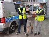34-latek, który potrącił policjanta w powiecie radzyńskim odpowie m.in. za usiłowanie zabójstwa