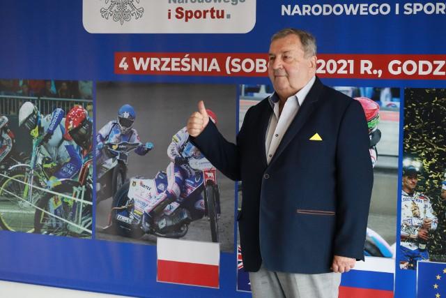 Główny sponsor Orła Witold Skrzydlewski organizuje w Łodzi ciekawe wydarzenie żużlowe