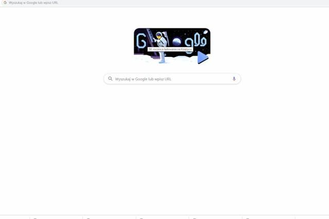 Dzisiejsze Google Doodle upamiętnia 50. rocznice misji Apollo 11, dzięki której człowiek pierwszy raz w historii postawił stopę na Księżycu. Doodle zawiera ciekawą animację przedstawiającą przebieg misji.