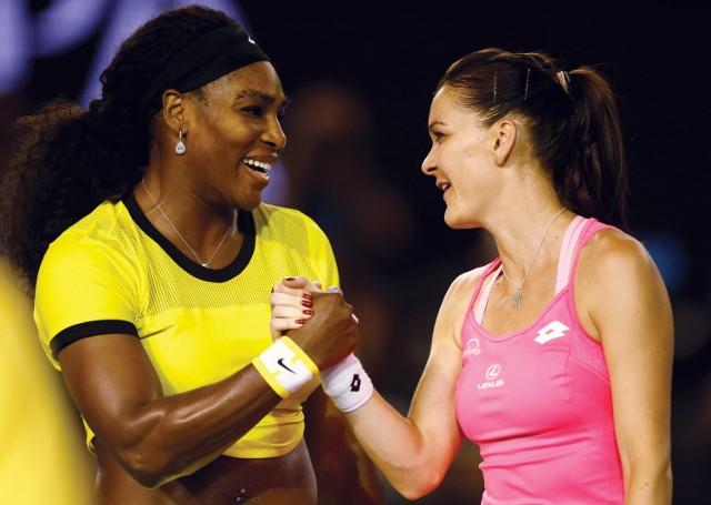Serena Williams pokonała 6:0, 6:4 Agnieszkę Radwańską w półfinale wielkoszlemowego turnieju Australian Open.