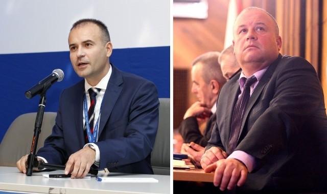 Norbert  Obrycki (z lewej), a może Artur Szałabwka. Kto będzie kandydował na prezydenta Szczecina?