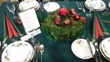 Jak nakryć do świątecznego stołu? Jak ułożyć naczynia, sztućce, kieliszki?