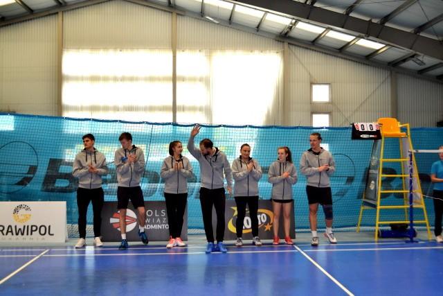 CT Arena Hawel Academy Poznań po pierwszej kolejce zajmują szóste miejsce w Lotto Ekstralidze Badmintona