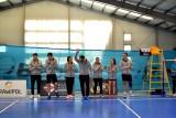 Zwycięstwo i porażka poznaniaków na inaugurację Lotto Ekstraligi Badmintona. CT Arena Hawel Academy musiała sobie radzić bez Czeszki