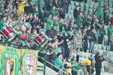 Śląsk Wrocław - Cracovia. Byłeś na meczu? Znajdź się na zdjęciach! (ZDJĘCIA KIBICÓW, Stadion Wrocław 2.10.2020)