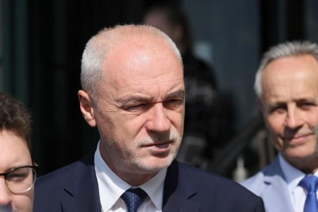 Marek Komorowski uzyskał ponad 111 tys. głosów w okręgu nr 59