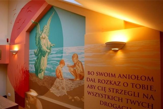 Hospicjum Bursztynowa Przystań w Gdyni