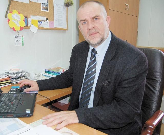 Wiesław Suchowiejko, poseł ze Szczecinka.