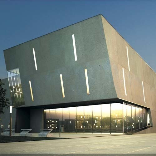 Tak miałaby wyglądać nowa galeria w Łomży. Zatrudnienie mogłoby w niej znaleźć od 250 do 300 osób.
