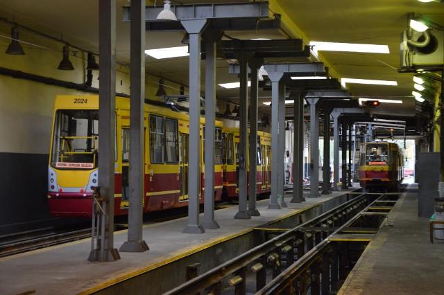 Hala naprawcza tramwajów zostanie przystosowana do obsługi Moderusów Gamma