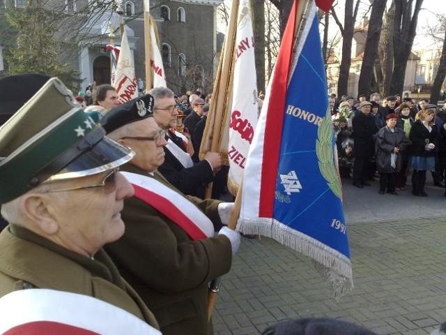 Obchody 35. rocznicy wprowadzenia w Polsce stanu wojennego
