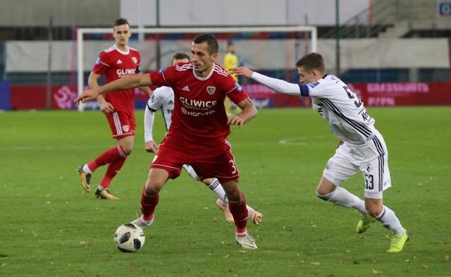 Tomasz Jodłowiec już po kilkunastu minutach musiał opuścić boisko z powodu kontuzji