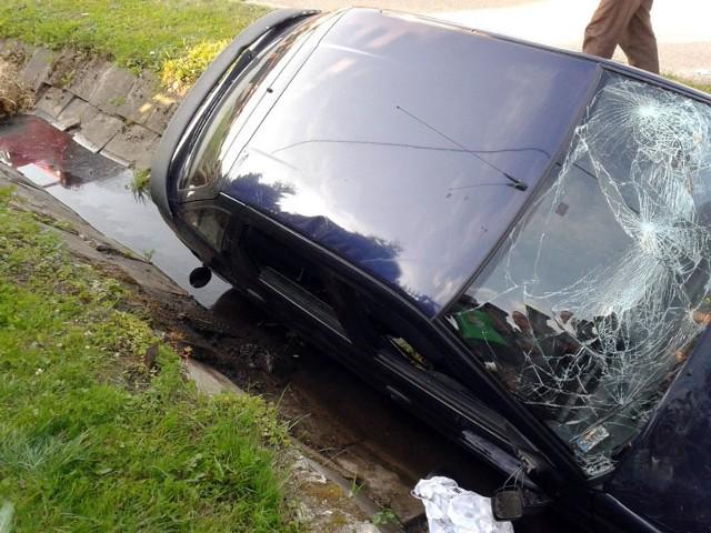 Wypadek we WrocanceZdjęcia z Wypadku we Wrocance (powiat jasielski) nadesłane na alarm@nowiny24.pl.