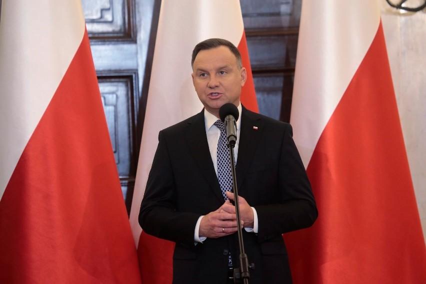 Prezydent Andrzej Duda powoła w środę nowych ministrów