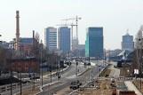 Nowa ulica Nowowęglowa już prawie gotowa. Zobacz ZDJĘCIA