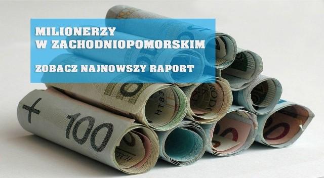 Ilu mamy milionerów w Szczecinie i regionie?