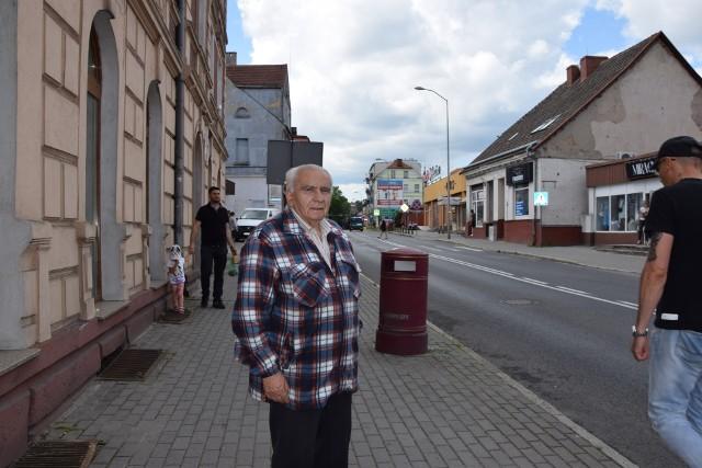 Zbigniew Ganecki z Łagowa - świadek jednej z największych tragedii w historii polskiej wojskowości.
