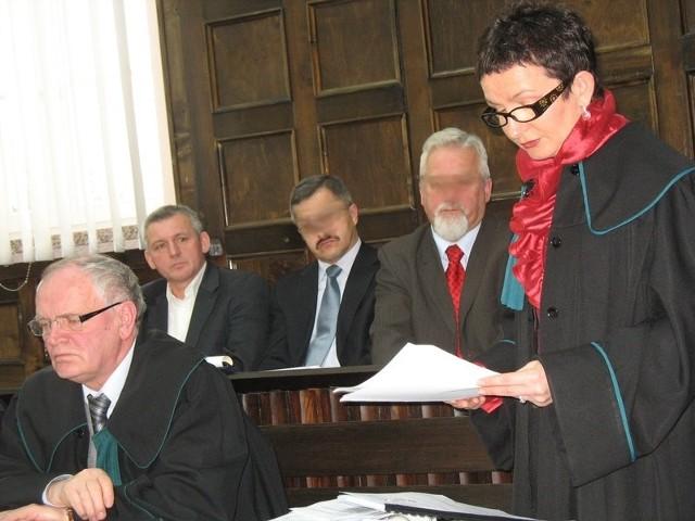 Na ławie oskarżonych zasiada były zarząd miasta