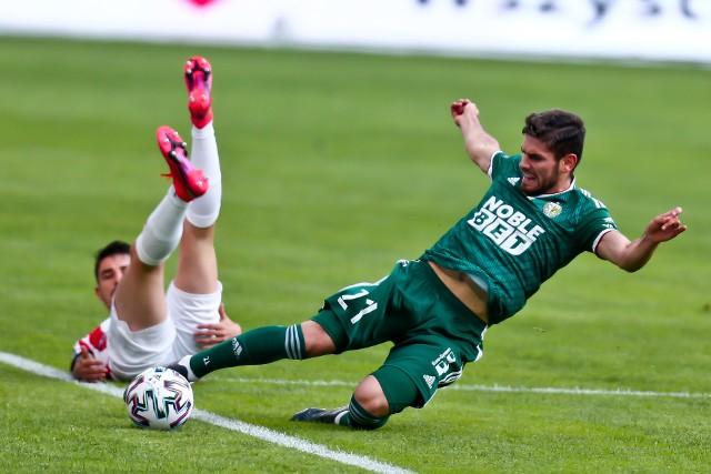 Jakub Łabojko może opuścić Śląsk Wrocław. Chce go włoska Brescia Calcio.