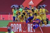 Barcelona wygrała Puchar Króla. Dominacja w drugiej połowie