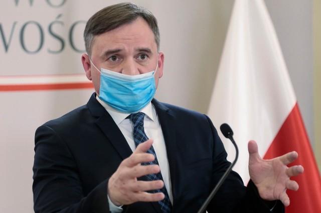 Ziobro: Nie chcemy rozbijać rządu, ale nie przemy szkodliwych rozwiązań